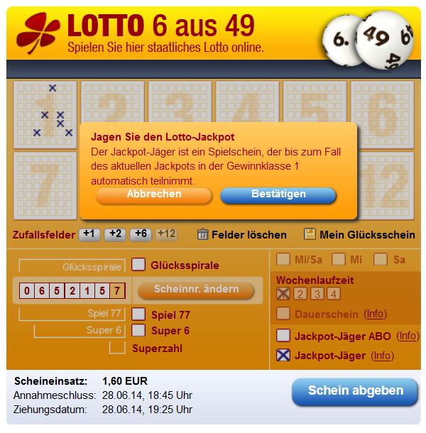 Mein Lotto 24.De