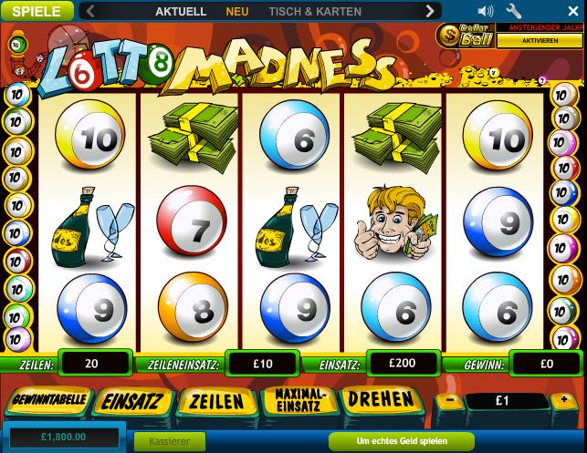 extrem lotto online spielen