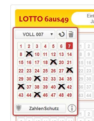 Vollsystemschein von Lottoland